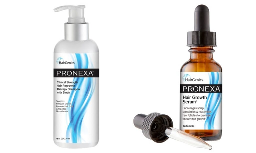 Hairgenics Pronexa Clinical Strength Hair Growth & Regrowth Shampoo